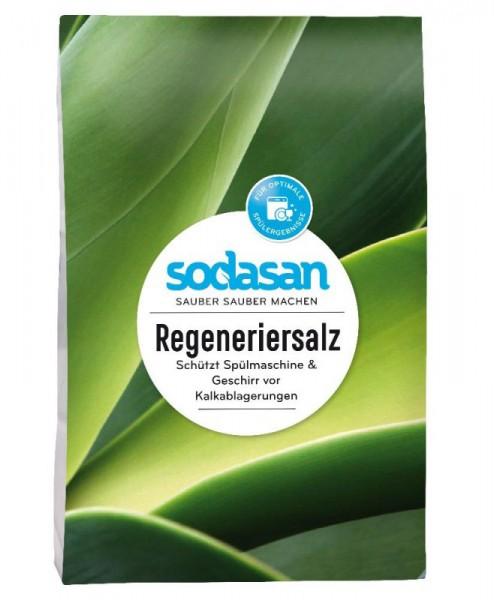 ökologisches Regeneriersalz