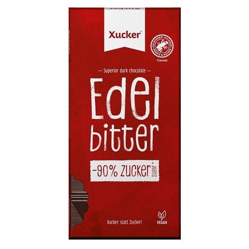 Xylit Edelbitter-Xukkolade mit 75%