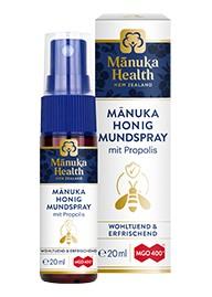 Manuka Honig & Propolis - Mund Spray