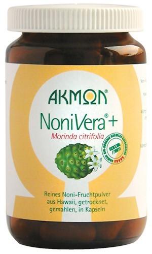 NoniVera ® - hawaiianische Noni-Frucht gemahlen in Kapseln