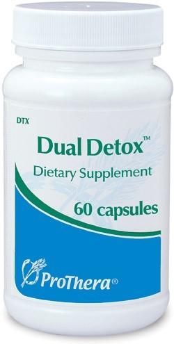 Dual Detox -  Chlorella und Sulforaphan