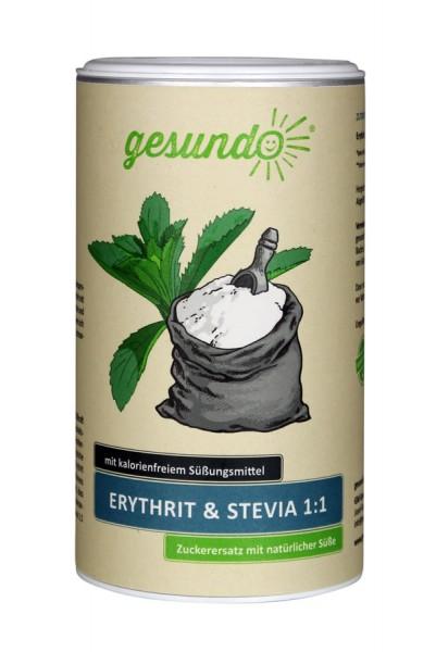 Erythrit und Stevia 1:1 - Zuckerersatz