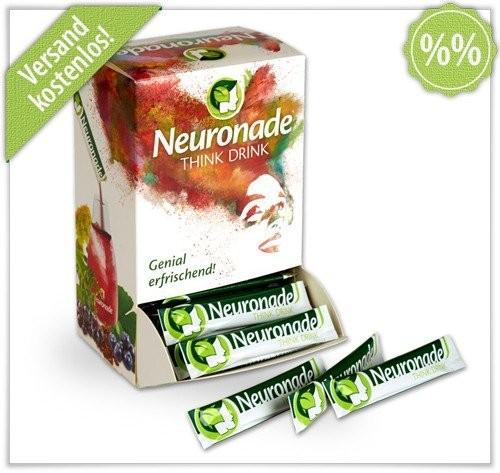 Neuronade - Think Drink für Konzentration