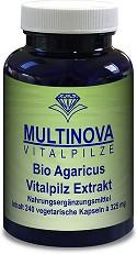 Bio Agaricus Vitalpilz-Extrakt