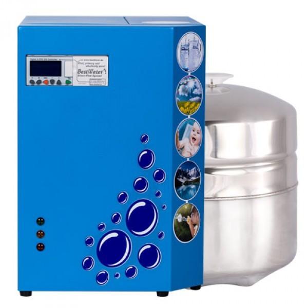 Wasserfilter Jungbrunnen 66-11 Blau mit Vorratsbehälter