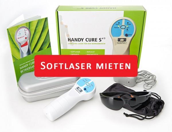 Handy Cure s' - Softlaser mieten