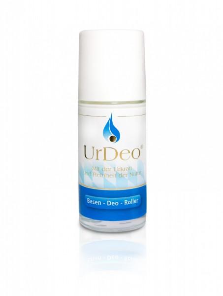 UrDeo - Deodorant mit basischen Mineralien