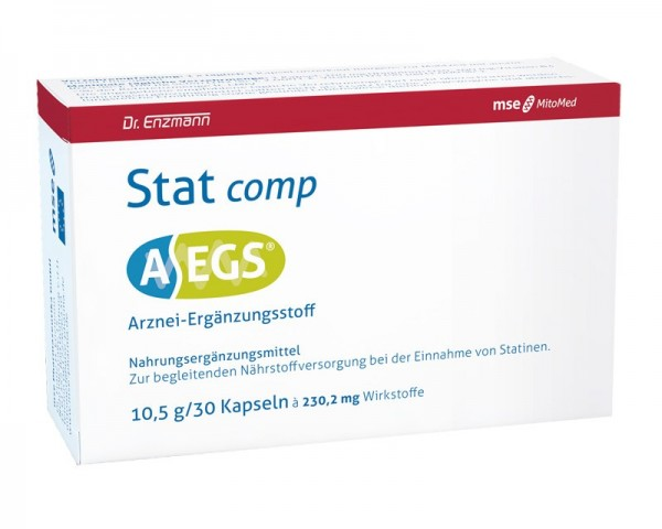 AEGS Stat comp - Cholesterin