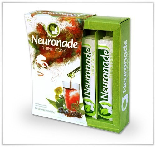 Neuronade - Think Drink für Konzentration