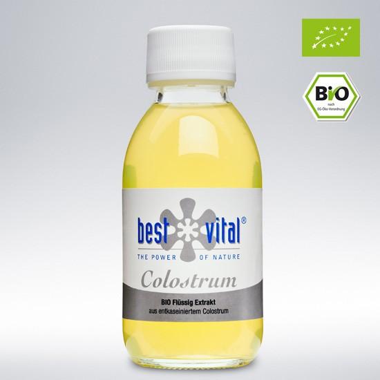 Bio-Colostrum - flüssig oder als Kapseln