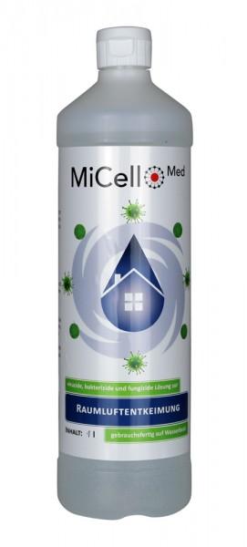 MiCelloMed Lösung zur Raumluftentkeimung