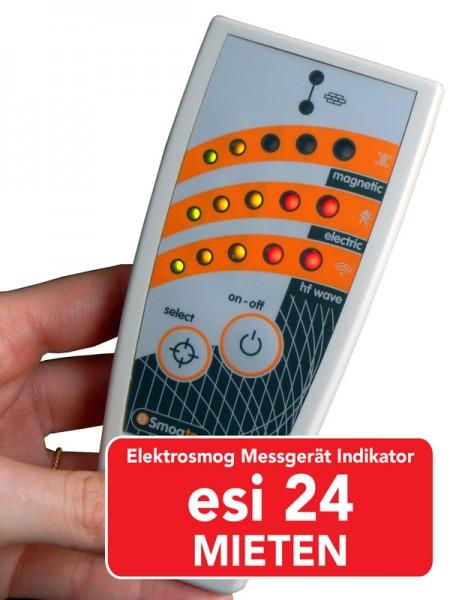 Elektrosmog Indikator esi 24 - MIETEN