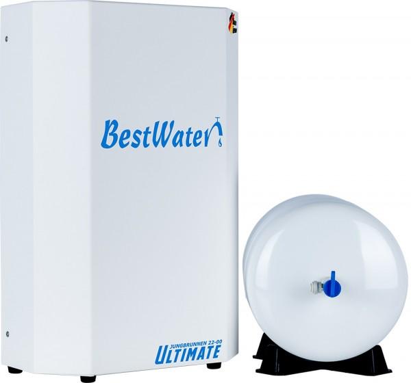 Wasserfilter Jungbrunnen 22-00 ULTIMATE von BestWater
