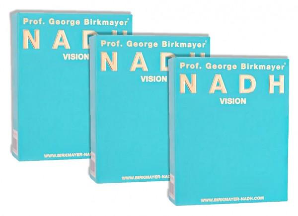 3er Pack NADH Vision mit L-Arginin