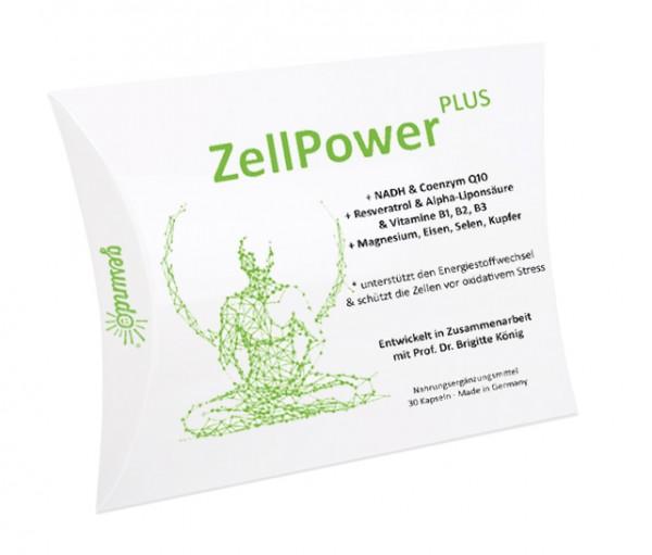 gesundo ZellPower PLUS NADH & Coenzym Q10