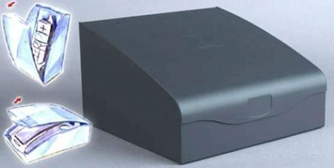 Abschirmbox DECT-PRO
