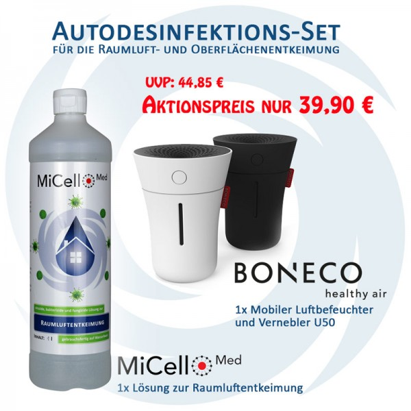 Auto-Desinfektions-Set