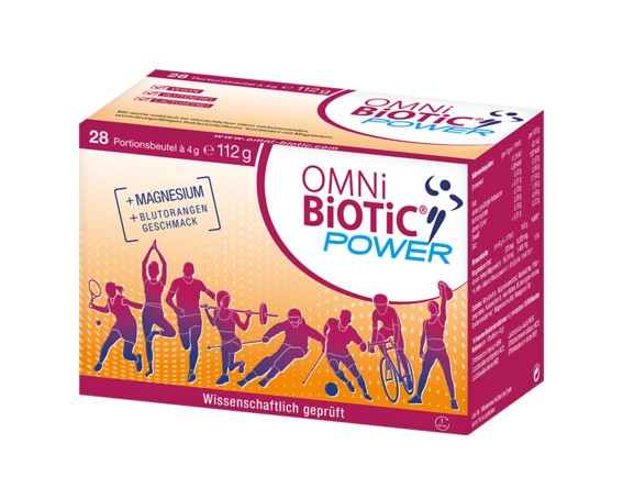 OMNi-BiOTiC Power - Multispezies-Synbiotika