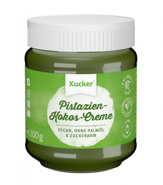 Xylit Pistazien-Kokos-Creme - PINUX