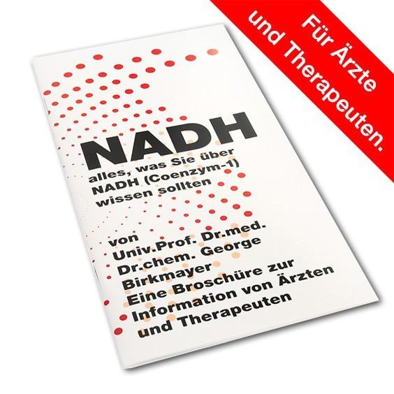 Broschüre NADH - alles, was Sie über NADH (Coenzym-1) wissen sollten