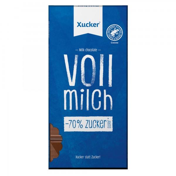 Xylit Xucker Xukkolade - Edel-Vollmilchschokolade