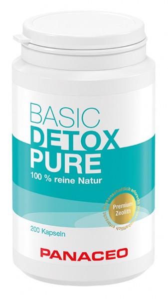 Panaceo Basic-Detox Zeolith Kapseln