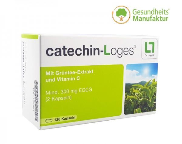 catechin-loges - mit Grüntee Extrakt und Vitamin C