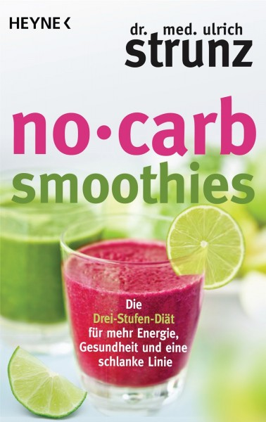 No-Carb-Smoothies von Dr. Strunz
