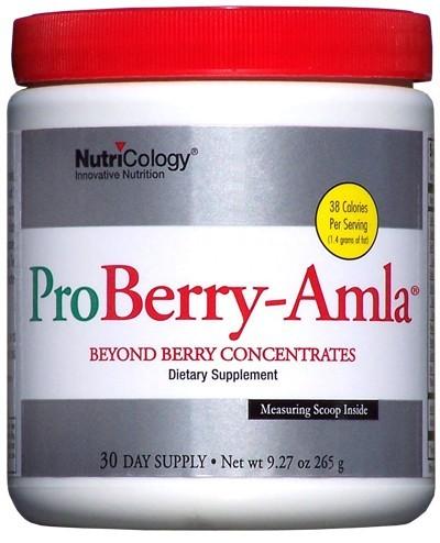 ProBerry-Amla Beeren- und Fruchtpulver
