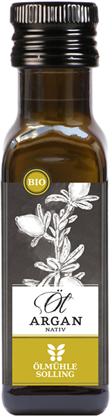 Arganöl Nativ, BIO