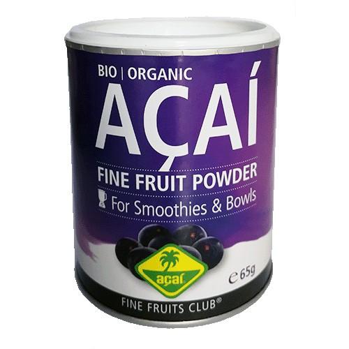 BIO FRUIT POWDER - Bio Acai Detox Powder