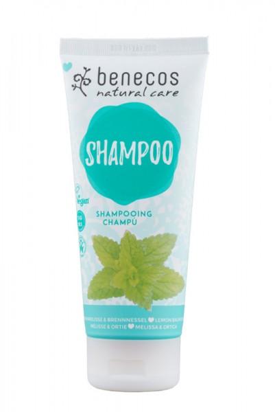 Natural Shampoo - Brennnessel & Melisse