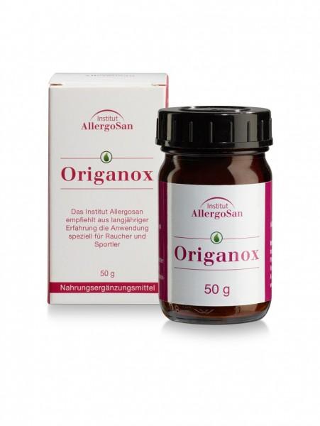 Origanox Extrakt aus Majoran mit Rosmarinsäure