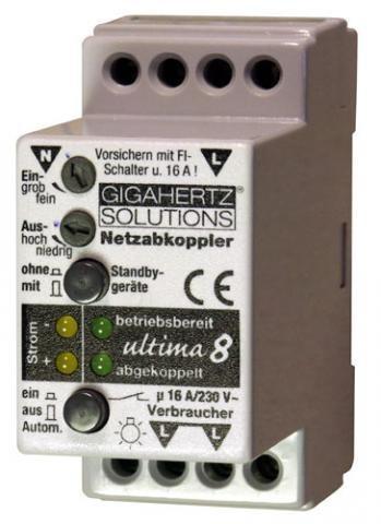 Netzabkoppler Ultima 8