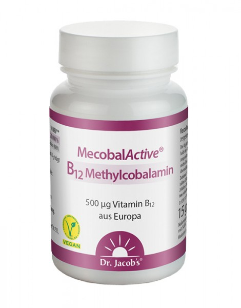 B12 Methylcobalamin MecobalActive