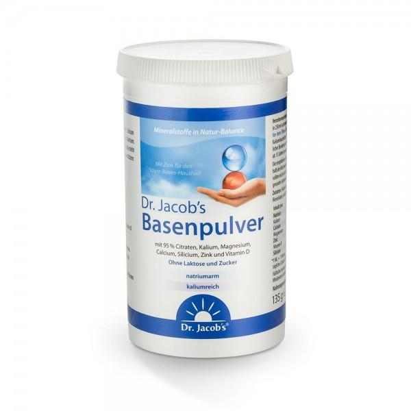 Dr. Jacob's Basenpulver 135 g