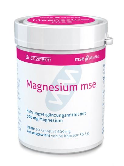 MAGNESIUM MSE Kapseln von Dr. Enzmann