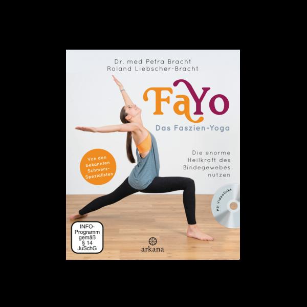 FaYo Das Faszien-Yoga Buch mit  Übungs - DVD