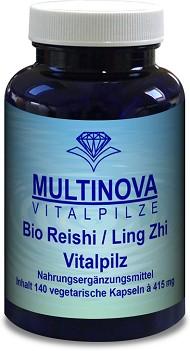 Bio Reishi - Ling Zhi Vitalpilz-Pulver