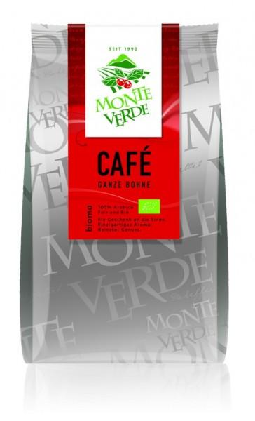 Kaffee Monte Verde Bohnen, BIO