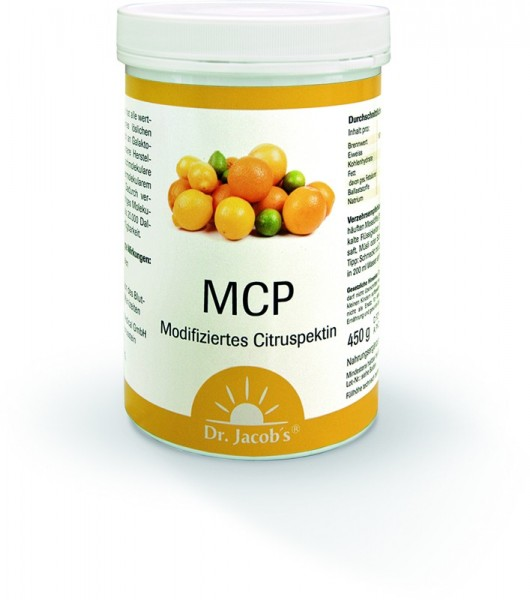 MCP – Modifiziertes Citruspektin