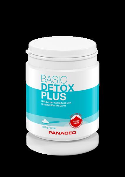 Panaceo Basic-Detox Plus Zeolith Pulver