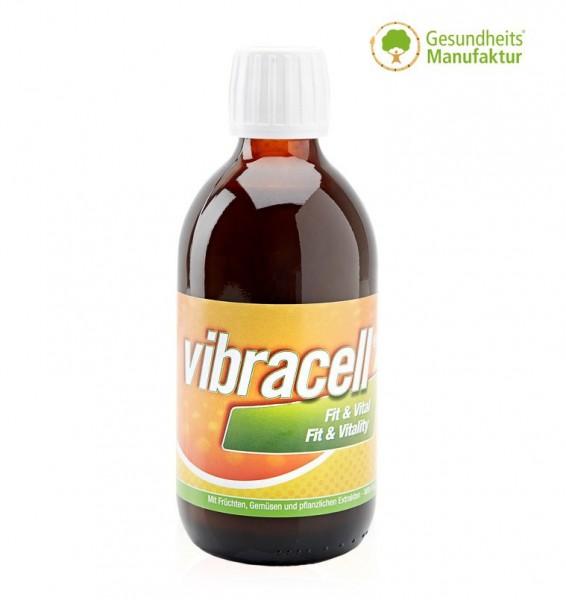 Vibracell - flüssiges Multivitaminen-Konzentrat