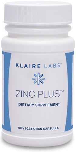 Zink-Citrat - Zinc Plus mit Vitamine B6 und Vitamin C