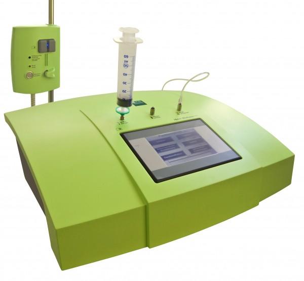 Hyper Medozon comfort für die normobare und hyperbare Ozontherapie