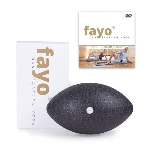 fayo Kugelrolle / weiche Rolle zur Selbstmassage
