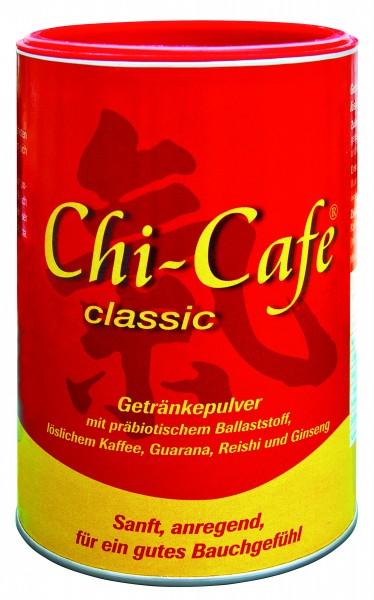 Chi-Cafe classic mit präbiotischen Ballaststoffen und Guarana