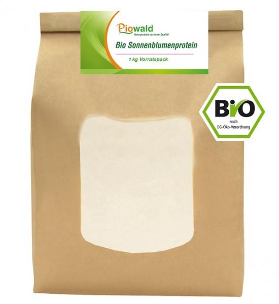 Bio Sonnenblumenprotein