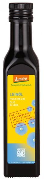 Leinöl Demeter 250ml