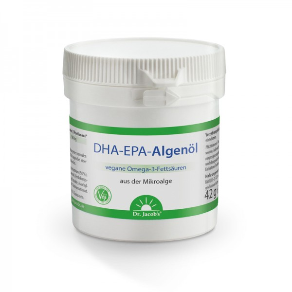 DHA-EPA-Algenöl